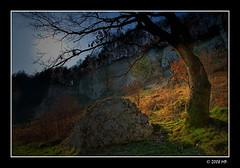 Kobylańska Valley in the April sun (Mariusz Petelicki) Tags: poland polska jura hdr 3xp kobylany canon400d dolinakobylańska mariuszpetelicki kobylańskavalley dolinkipodkrakowskie