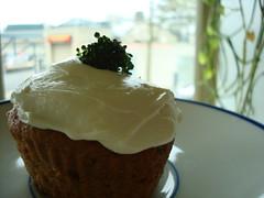 Broccoli Cupcake