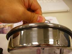 圓形不鏽鋼便當盒