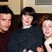 Damien Moore, Kate Grant & Susie Behar, 1991