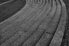 STUFEN/ STAIRS (msman) Tags: blackandwhite bw architecture stairs schweiz switzerland nikon noiretblanc bn architektur sw schwarzweiss nikondigital bianconero biancoenero stufen blancinegre einsiedeln treppenstufen mman schwarzweis nikon18200mm d80 klostereinsiedeln nikond80 msman afsnikkor18200mm