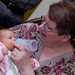 Grandma C and Katherine on Mother's Day