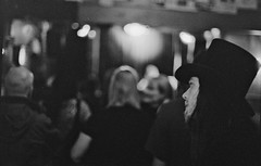 Channeling Gary Oldman (Vermin Inc) Tags: blackandwhite music black beer rock bar fun 50mm pentax vampire f14 gothic goth australia melbourne victoria dracula saturdaynight bands friendly booze vlad ilforddelta3200 mz5 garyoldman theoldbar nightoutwithmugley lastfm:event=615771