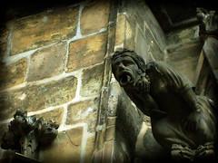 Gargoyle (Etc.) Tags: architecture prague praha gargoyle