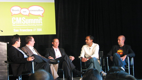 Conversational Marketing Summit - Social Media Measurement Panel
