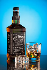 _MG_6964-Edit (RandellJohn@) Tags: bluebackdrop bourbon commercial greenbackdrop icecubes jackdaniels redbackdrop whiskey