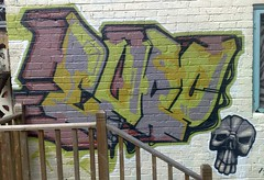 greenmor09w (robeuroh) Tags: old dusty graffiti brighton rob knights schooler euroh