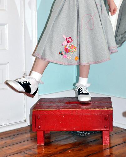 Bench Monday Sock Hop