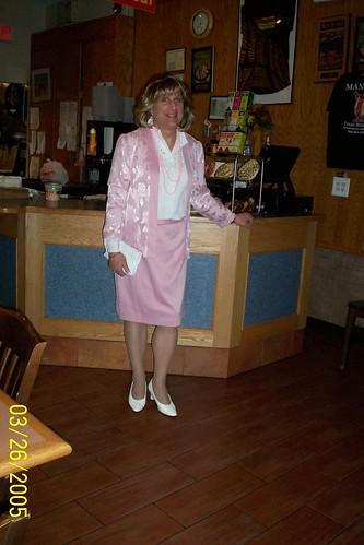 me at mannys Diner 4/17/11