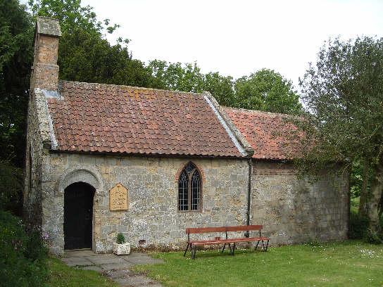 Fordon Church