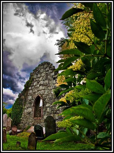 Tullynakill Cemetery by xxx zos xxx
