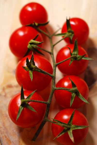 sicilian cherry tomatoes© by haalo