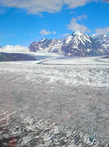 Kenit & Colony Glaciers