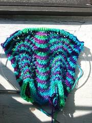 Jitterbug wave scarf
