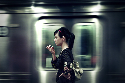 Subway Love / Scott Metts