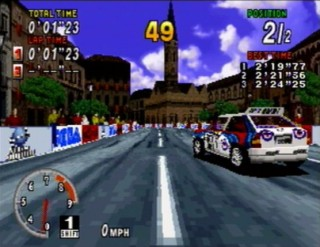 Sega Rally City
