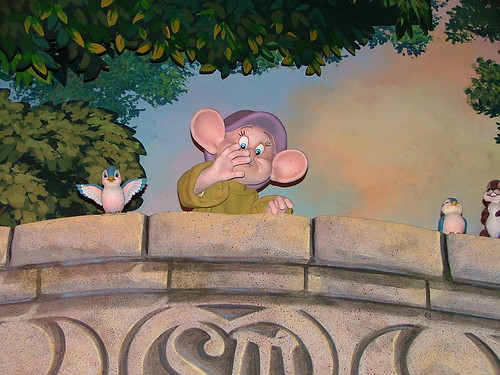 walt disney world florida rides. Walt Disney World Orlando Florida theme park and rides Fantasyland Snow