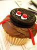 spider cupcake — oct 27
