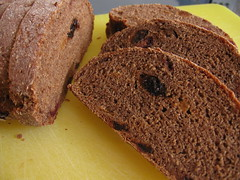 Hutzelbrot with Dried Fruit