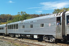 The New River Train 2007 (jpmueller99) Tags: wv co hinton varnish csx passengercars hintonwv thenewrivertrain