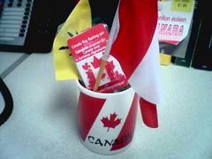 Oh canadia!