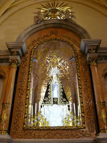 Virgen de los Dolores Patrona de Requena