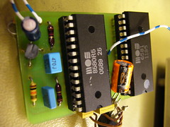 SID2SID with SID 6581 and 8580