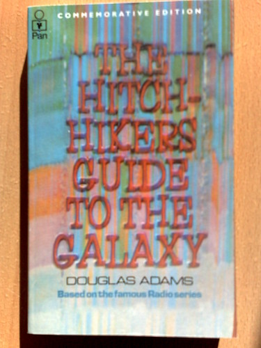 The Thitch-Hikers Guide to the Galaxy