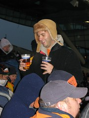Ahhh....beer. (badfish006) Tags: chicago chicagobears soldiersfiled