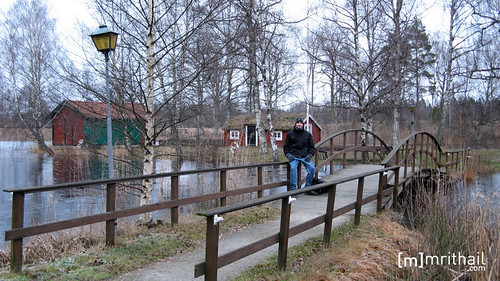 Holmsjö bridge