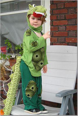 milo's halloween costume