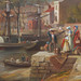 Samuel Jackson - View on the Avon at Hotwells (about 1840) - detail