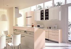 A邸 - キッチン