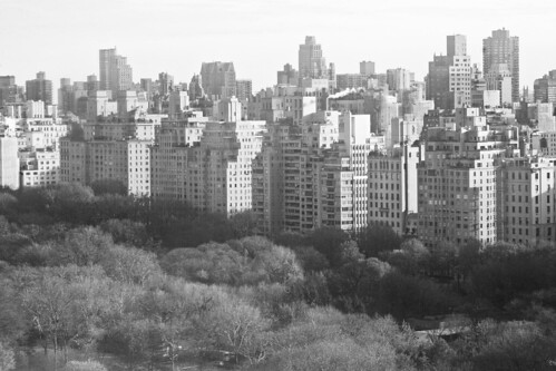 Overlooking Central Park