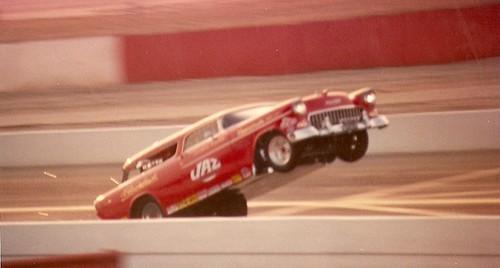 1991 NHRA Winston World Finals