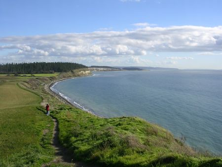 Ebey's Prairie - Whidbey Island