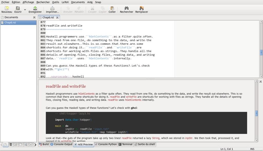 haskell syntax grundlagen