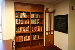 swem library poets corner