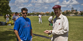 Uni Cricket: Captain PJ and the Coin Toss