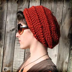Avenue C Slouchy Hat