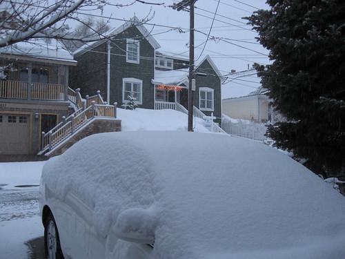 Next Morning, Fresh Snow