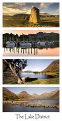 The Lake District 3 (Jonnyfez) Tags: collage landscape lakes lakedistrict cumbria jonnyfez