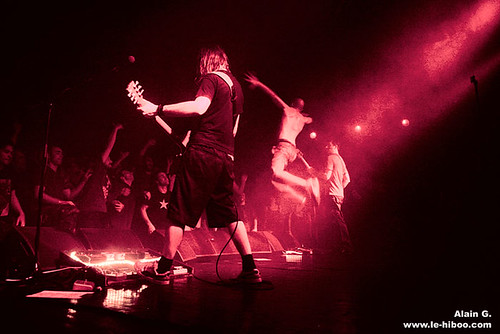 Photos concert : No One Is Innocent @ Sceaux What (Festival Chorus, 20 ans) | 03.04.2008