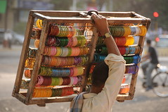 Bangle seller - Mumbai