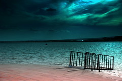 Mavi rüyaların pembepanteri... (arslangaye) Tags: pink blue sea deniz mavi ankara göl pembe supershot abigfave enstantane anawesomeshot superbmasterpiece gününeniyisi arslangaye flickrlovers artedellafoto
