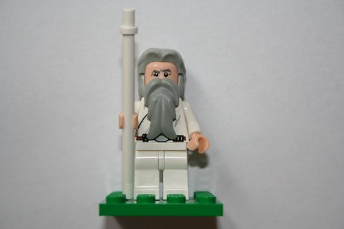 The white wizard by Mr Spielbrick.