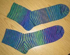 Zero to Socks!