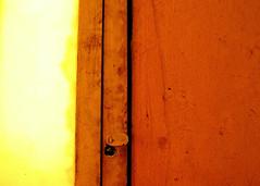 you need a key ... (leopanta*) Tags: red abstract color yellow catchycolors key 2008 doorsandwindows urbanabstract canonpowershotg2 freshminds abstractreality greenmonstersgroup leopanta