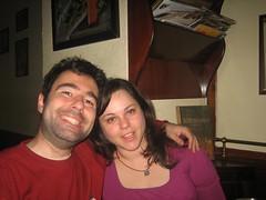 With Elina at Koursaros (Nikolakis) Tags: easter volos