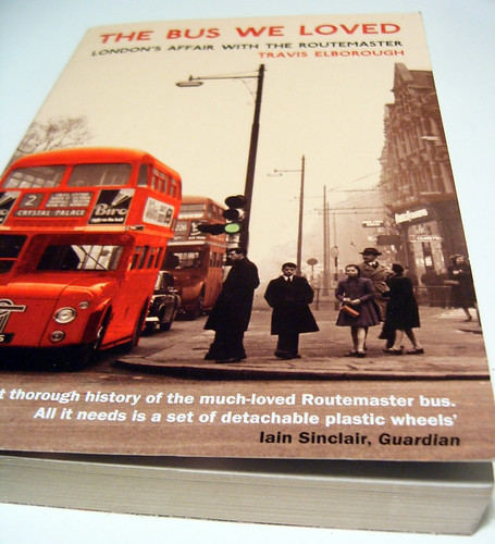 London's affair with the Routemaster  by Annie Mole
